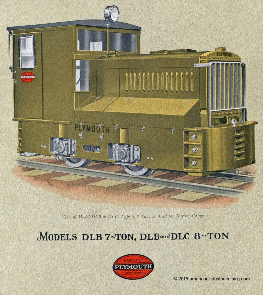 Plymouth-Locomotive-Model DL